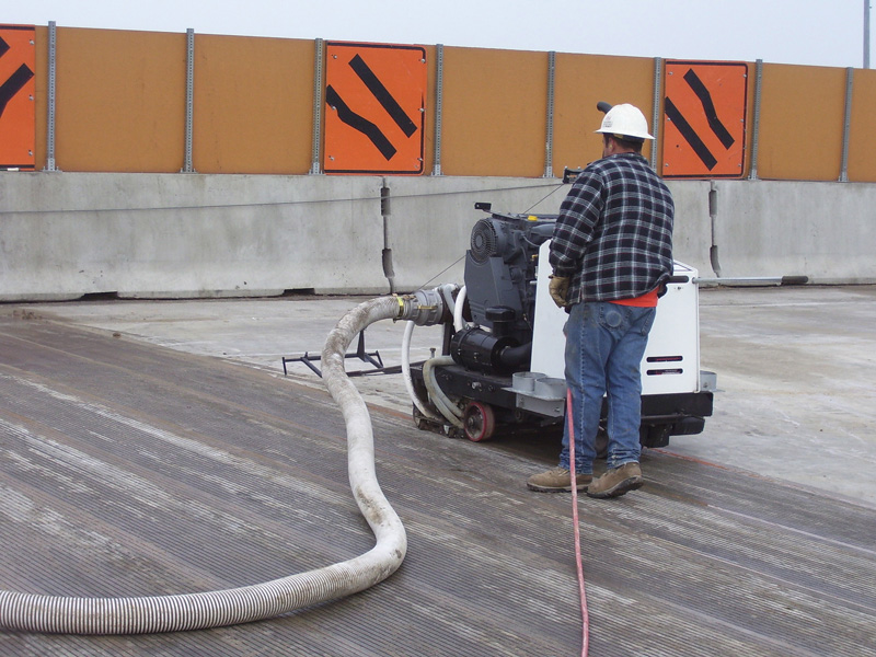 Concrete Saw Grooving & Slab Grinding Services Company